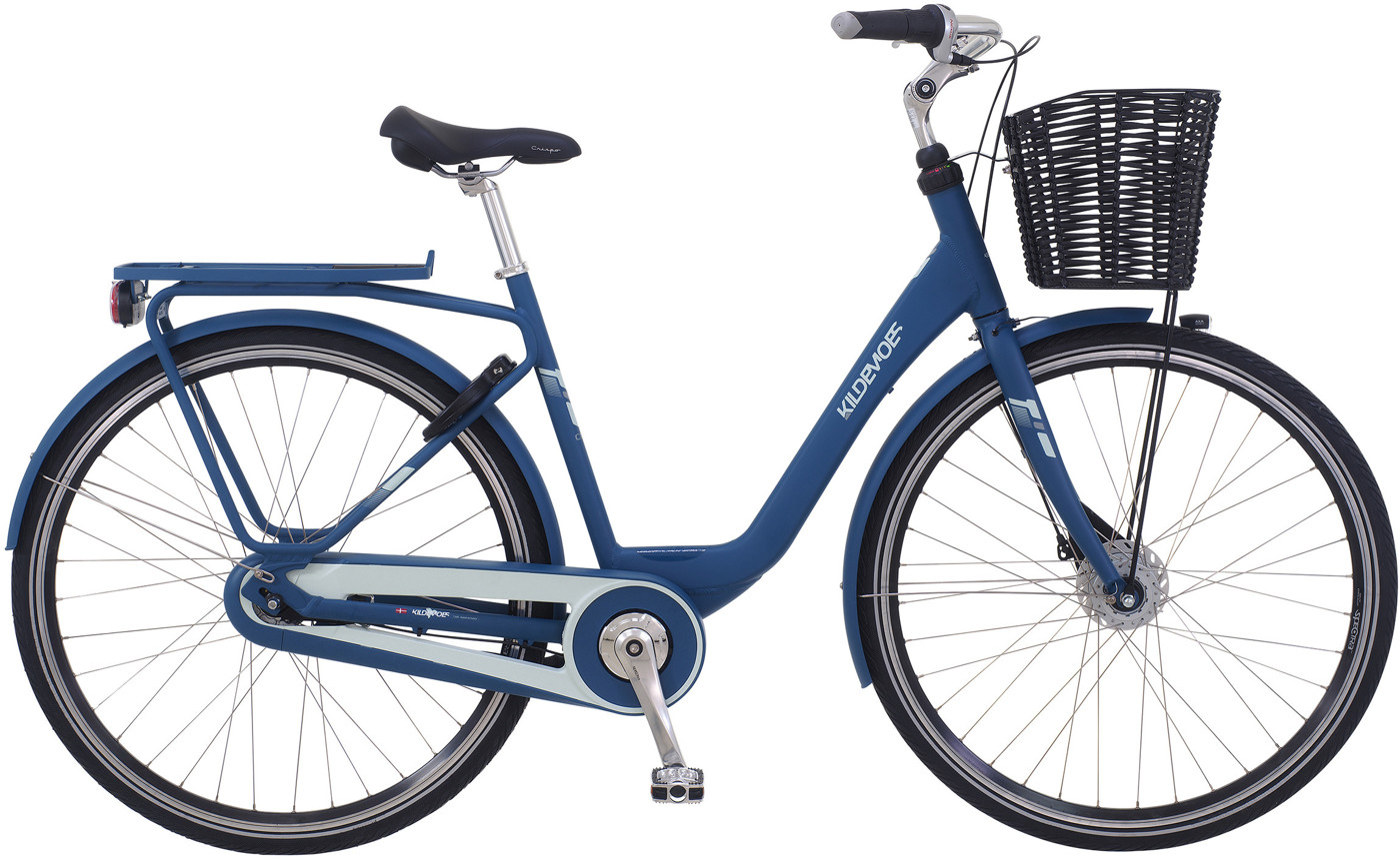 Kildemoes City Shopping Dynamo 297-01 2017 Klassisk Citybike