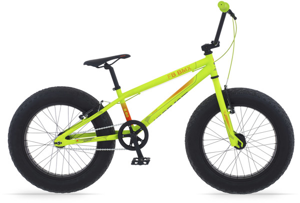 Kildemoes Intruder Fat Bike BMX 860-01 2017