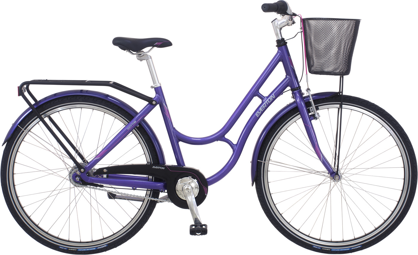 Everton Rhythm Purple Pearl 2017 Klassisk Citybike