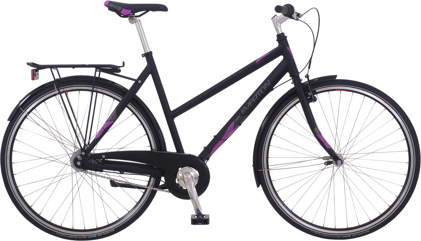 Everton Beat Soft Black 2017  Citybike
