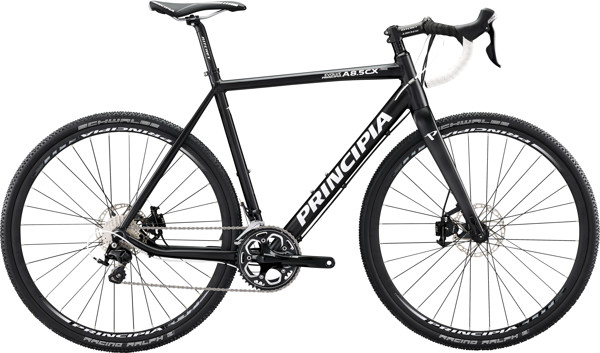 Principia Evolve A8.5CX Disc 105 22sp 51 cm  Black 2018