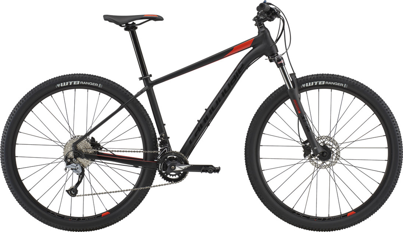 Cannondale Trail 6 2018  Mountainbike