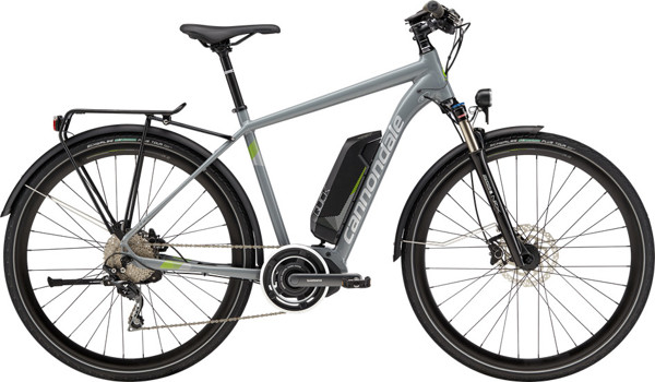 Cannondale Quick NEO Tourer 2018