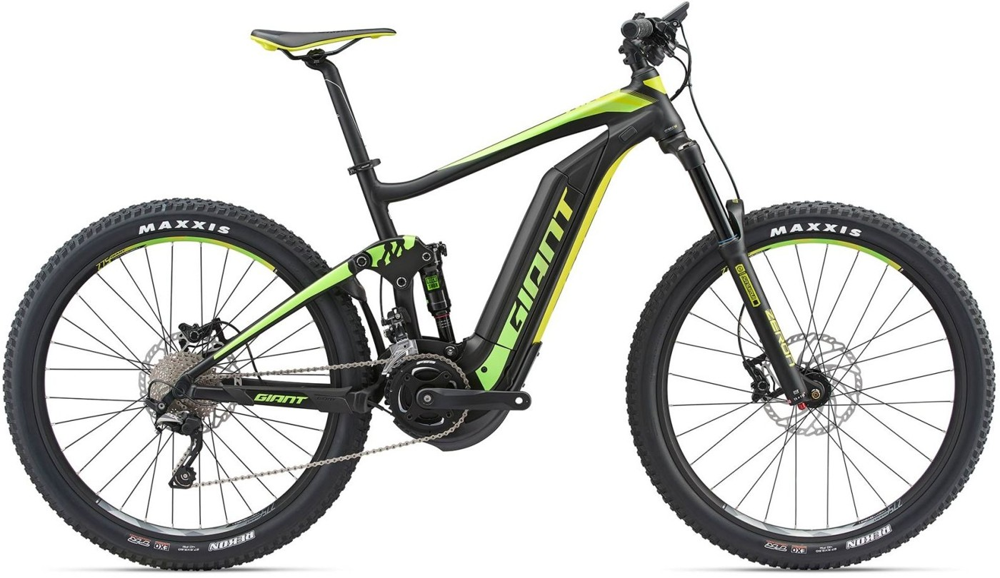 Giant Full-E+ 2 2018  Mountainbike