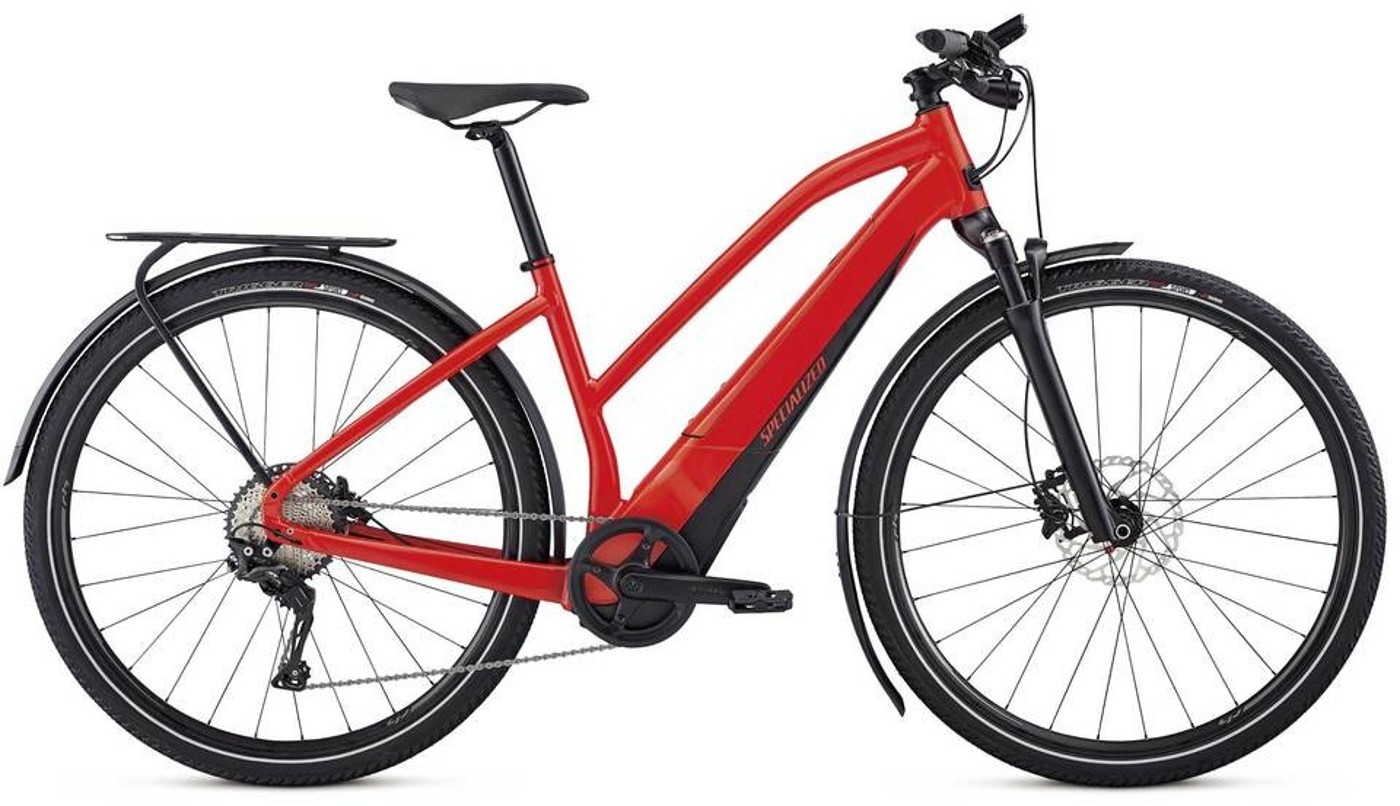Specialized Turbo Vado 4.0 2018 Dame  Citybike