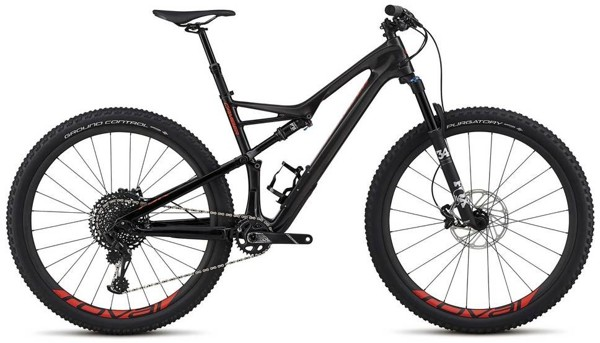 Specialized Camber FSR Expert Carbon 29 2018
