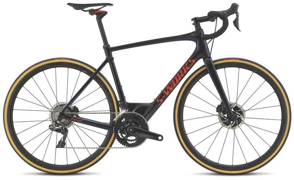 Specialized S Works Roubaix DI2 2018