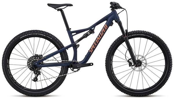 Specialized Camber FSR Comp 650B 2018 Dame