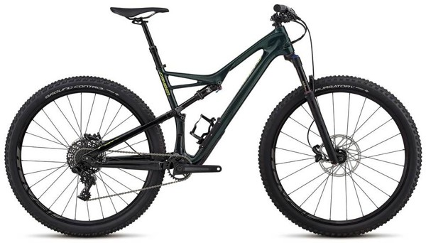 Specialized Camber FSR Comp Carbon 29 2018
