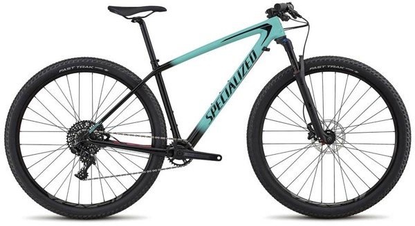 Specialized Epic HT Comp Carbon 2018 Dame
