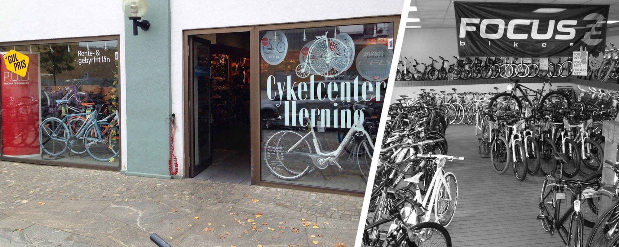 Cykelcenter Herning - Bredgade 47 - 7400