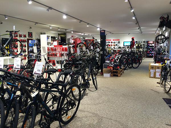 Cykel-X-Perten Odense - Rugårdsvej 234 - 5210