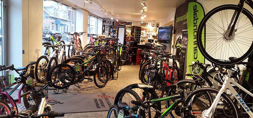 Børge Madsen Cykler - Vedelsgade 117 117 - 7100 Vejle
