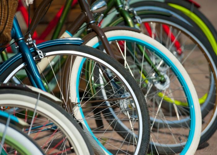Find det rigtige dæktryk til din cykel