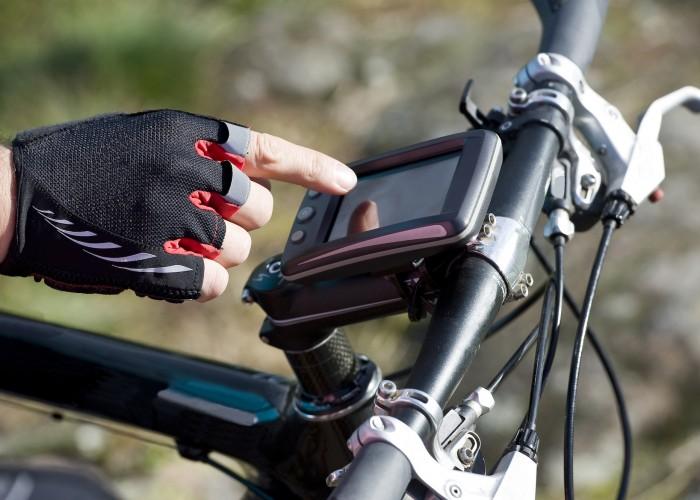 Cykelcomputer cykel gps Garmin